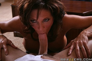 Deauxma gets fucked hard by a big dick - XXX Dessert - Picture 9
