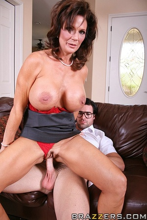 Deauxma gets fucked hard by a big dick - XXX Dessert - Picture 13