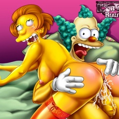 Big Breast Cartoon Porn