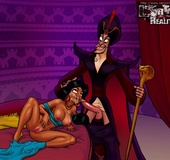 Toon Princess Jasmine is always ready for cock…