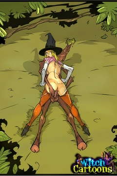 Sex starving blonde witch can't get enough of hard - Picture 2