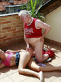 Teen girlfriends caught fucking with her - Picture 15