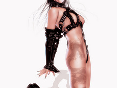Hot delicious 3d nymphs wearing latex willingly - Picture 5