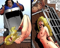 Blonde young stunner and her bf gets - BDSM Art Collection - Pic 4