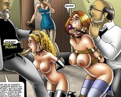 Busty slave girls are victims of - BDSM Art Collection - Pic 4