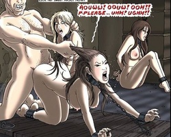 Sexy young girls accused in withcraft - BDSM Art Collection - Pic 4