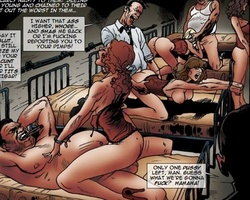 Poor slave girls have no choice and - BDSM Art Collection - Pic 5