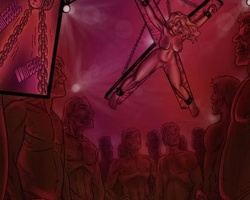 Awesome bdsm art pics of naked girl - BDSM Art Collection - Pic 1