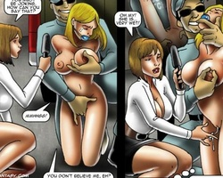 In the cruel world of future women kept - BDSM Art Collection - Pic 3