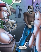 Xxx bdsm art pics of ensalved cuties received severe corporal punishment.