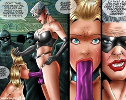 Naked busty slaves get fucked bu their - BDSM Art Collection - Pic 4