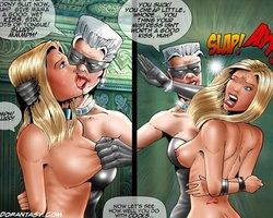 Naked busty slaves get fucked bu their - BDSM Art Collection - Pic 5