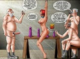Girls, female domination shaved slaves love
