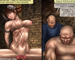 Busty chinese slave cutie will never - BDSM Art Collection - Pic 3