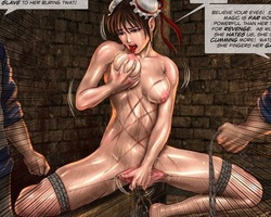 Busty chinese slave cutie will never - BDSM Art Collection - Pic 6