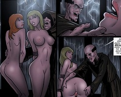 Sex hugnry perverted monks captured and - BDSM Art Collection - Pic 3