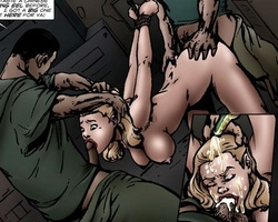 Cute blonde beauty became a slave doll - BDSM Art Collection - Pic 2