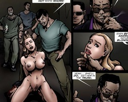 Cute blonde beauty became a slave doll - BDSM Art Collection - Pic 4