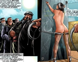 Perfect body white slave girl used as - BDSM Art Collection - Pic 2