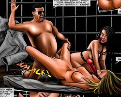 Busty blonde slave hottie was used by - BDSM Art Collection - Pic 6