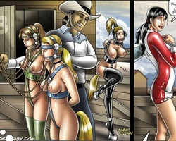 In the future women are just slave - BDSM Art Collection - Pic 4