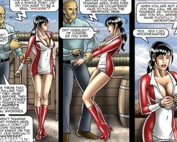 In the future women are just slave - BDSM Art Collection - Pic 6