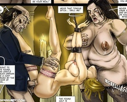 Young slve girls sexually humilited by - BDSM Art Collection - Pic 3