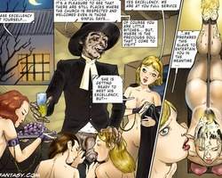 Young slve girls sexually humilited by - BDSM Art Collection - Pic 4