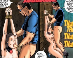 Enslaved slave chicks get abused hard - BDSM Art Collection - Pic 4
