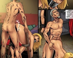 Medieval slave babes get their holes - BDSM Art Collection - Pic 3