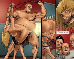 Medieval slave babes get their holes - BDSM Art Collection - Pic 6
