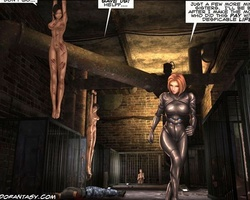 Perfect body busty secret agent found - BDSM Art Collection - Pic 6