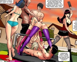 Stunning slave babes are just sex - BDSM Art Collection - Pic 4
