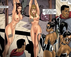 These young enslaved girls gonna be - BDSM Art Collection - Pic 5