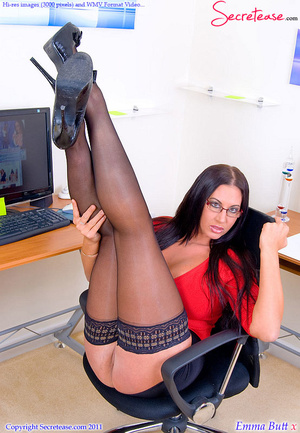 Big Boobed office beauty in exclusive st - XXX Dessert - Picture 5
