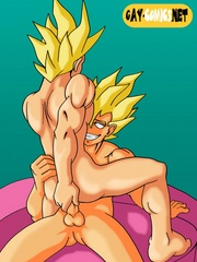 Gay porn comix with your most beloved characters from - Picture 8