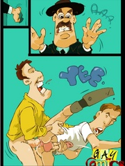 Gay cartoons fro everyone's taste. Tags: adult - Picture 9