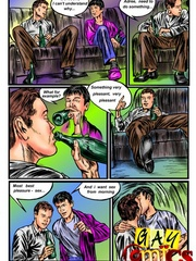Adult cartoons and gay sex in these hot scenes. Tags: - Picture 2