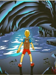 Hot fee fuck with the water monster. Tags: cartoon - Picture 2