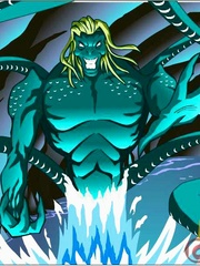 Hot fee fuck with the water monster. Tags: cartoon - Picture 7