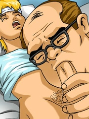 Excellent gay cartoon pics at the hospital. Tags: sex - Picture 7