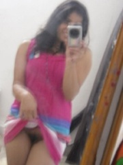 Horny indian hottie making selfshot xxx upskirt - XXXonXXX - Pic 10
