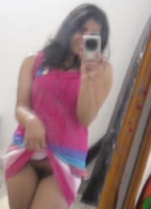 Horny indian hottie making selfshot xxx upskirt pics at home. - XXXonXXX - Pic 10