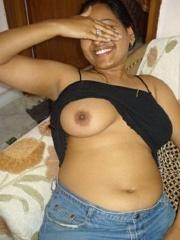 Big tits indian chubby girl has no panties under - XXXonXXX - Pic 7