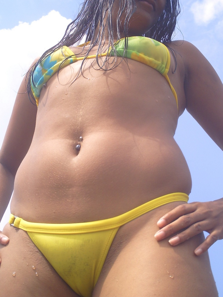 Bikini models latinas indian