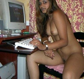 Horny indian cutie taking off her miniskirt and…