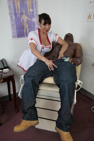 Shaved pussy asian milf nurse and her bl - XXX Dessert - Picture 3