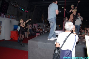 Perfect body party girls in sexy outfits performing sexy striptease and lap dance on the party. - XXXonXXX - Pic 15