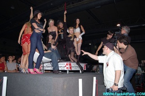 Reality porn pics of sex party hotties willinlgy posing in exclusive outfits and lingerie on a cam. - XXXonXXX - Pic 14