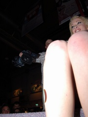 Reality xxx pics of blonde babe taking off her - XXXonXXX - Pic 9